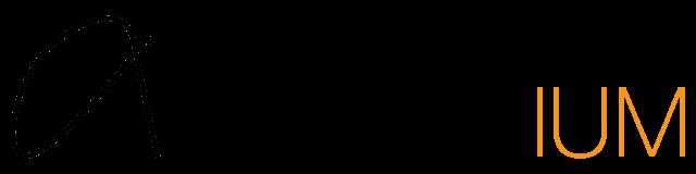 Agenturium Amazon Agentur, logo black